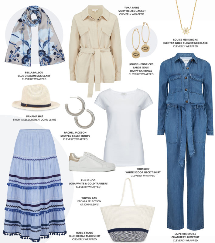 styling summer blues 2