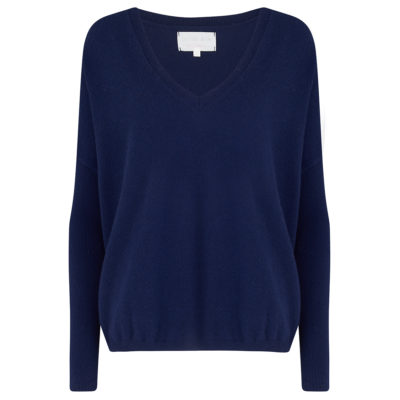 Navy Monjako jumper