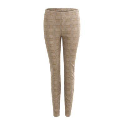 Houndstooth Stretch Pants