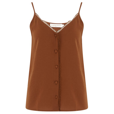 Eddy Marron Cami Top