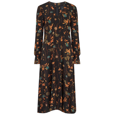Floral Heloise dress