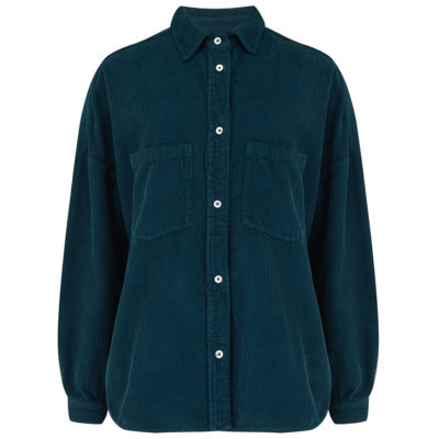 Teal Ronita Jacket