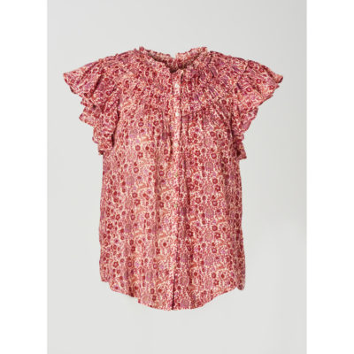 Ellie Frill Top