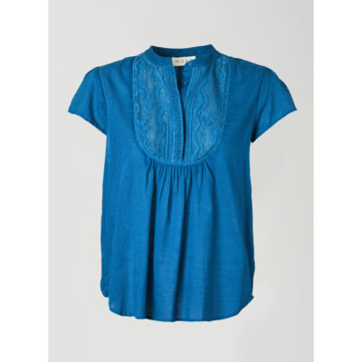 Freya Azure Blue Top