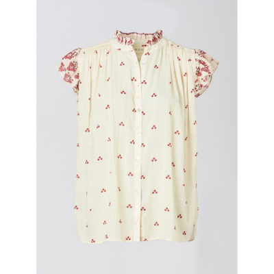 Mia Printed Top