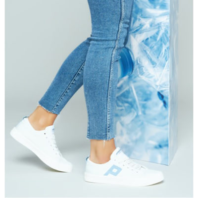 Andrea recycled trainer