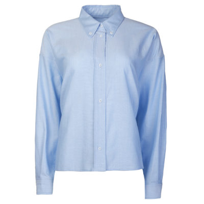 Jude blue oxford shirt