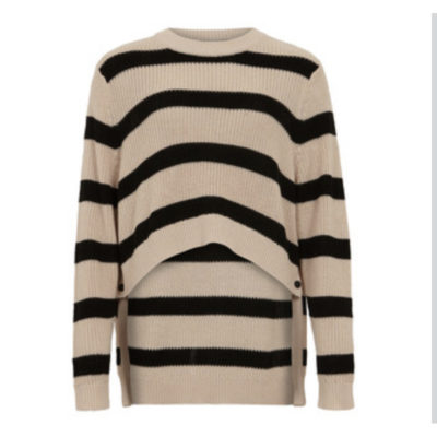 Striped Knit