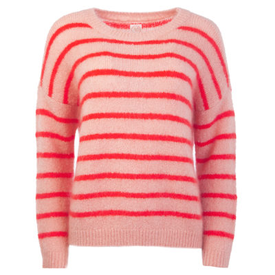 Caleb Striped Knit