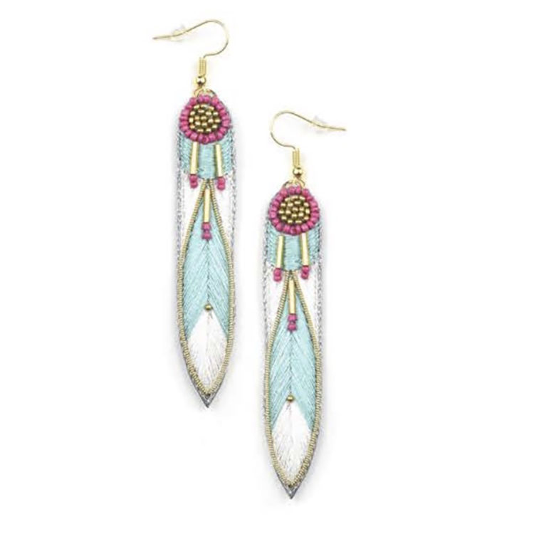 Apsa Amazonia Earrings