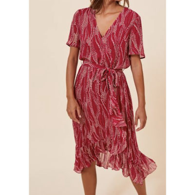 Framboise Zaccaria Dress