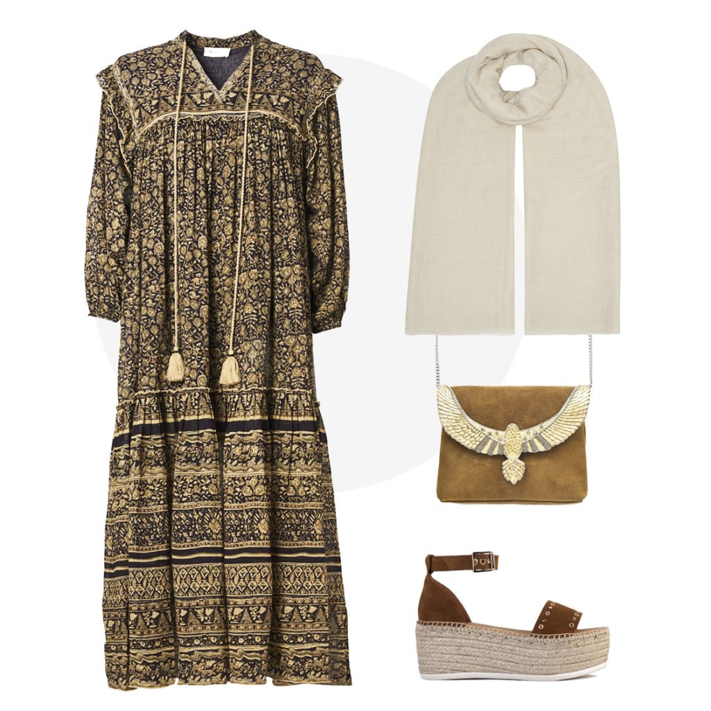 Another easy-on maxi dress