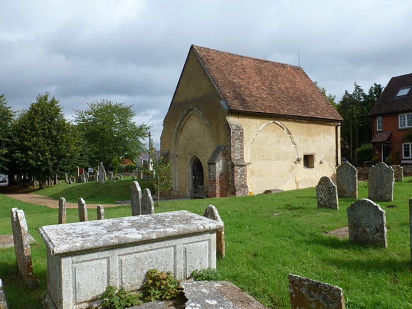 Old St Peters Church