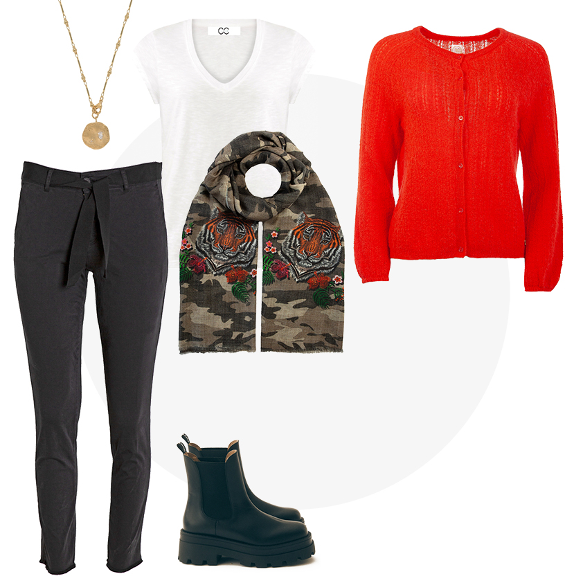 DAY TRIP TO LONDON OUTFIT