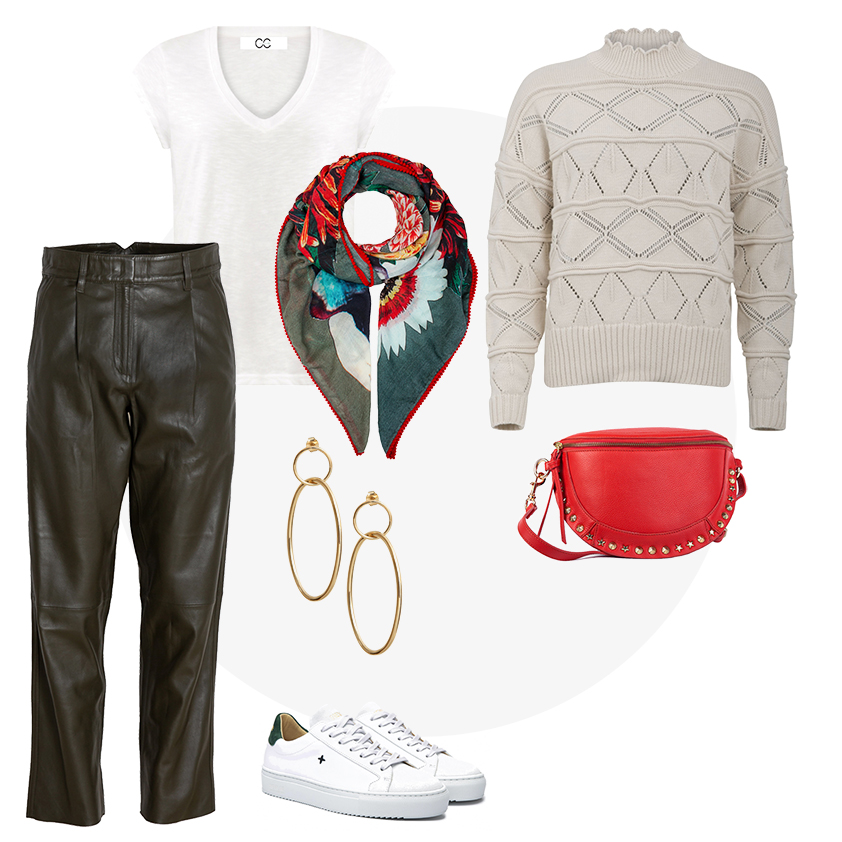 DINNER WITH FRIENDS OUTFIT